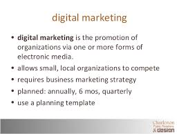 2014 digital marketing social media fundamentals for nonprofits