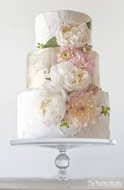 3 Tier Wedding Cake Luxury Custom Wedding Cakes In Daytona Beach Fl The Pastry Studio