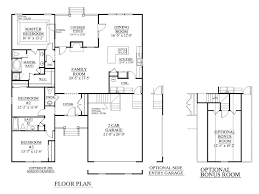 Size Of 2 Car Garage by Design Ideas 16 House Building Plans House Building Plans