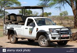 Ford Ranger Utility Truck - ford ranger safari pickup truck victoria falls private game