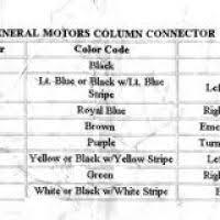gm wiring color code yondo tech