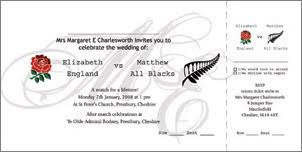 wedding invitations auckland ticket style wedding invitation auckland