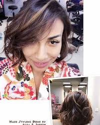 what is a convex hair cut convex bob haircut done by alea and curlers trimmers