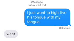 sparklife the 17 worst texts to accidentally send your crush