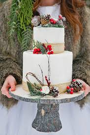 best 25 winter wedding cakes ideas on pinterest christmas