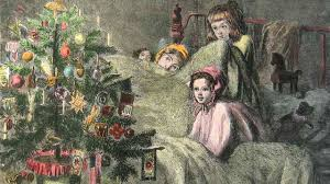 history of christmas part 2 charles dickens to christmas trees