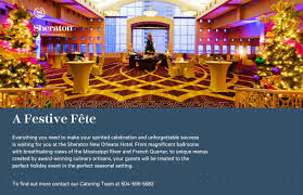 Map Of Hotels In New Orleans by New Orleans Hotels Sheraton New Orleans Hotel Papa Noel