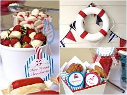 Nautical Party Theme - 37 best nautical shower 1st birthday party images on pinterest