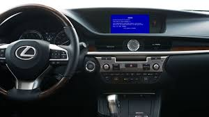 lexus rx300 navigation lexus has a fix for your blacked out nav screen but you have to go