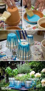 Garden Craft Terra Cotta Marker - muitas ideias para decoração de vasos ideias pinterest