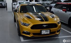 ford mustang dubai ford mustang gt 2015 7 february 2017 autogespot