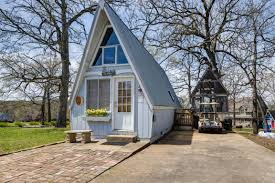 tiny a frame cottage in lampe mo for sale