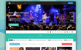 website homepage design 36 exles of web design homepage layout concepts
