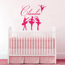 Girls Nursery Wall Decor by Compare Prices On Ballerina Decor Online Shopping Buy Low Price