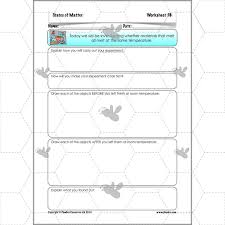 states of matter ks2 solids and liquids complete series