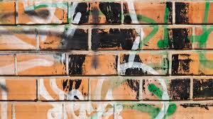 paper backgrounds graffiti brick wall background hd