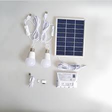 use solar solar lighting system 4 5w portable solar power system cing