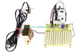 arduino managed high sensitive ldr based power saver for