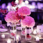 elegant wedding reception centerpieces wedding reception