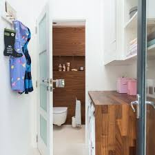 be inspired by this practical modern boot and utility room
