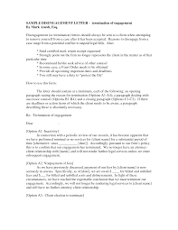 How To Fire Your Attorney Sample Letter by Sample Termination Letter Template The Sample Termination Letter