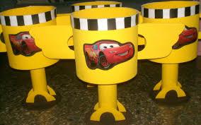 como hacer gorras de fomix del cars cotillon de cars copa piston en foami fiesta cars pinterest