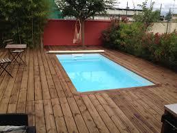 petite piscine enterree mini piscine coque acrylique achat petite piscine mini pool