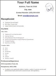 Good Resumes Templates Good Resume Format Learnhowtoloseweightnetformat Of Good Resume