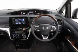 volkswagen minivan 2016 interior 2016 toyota tarago pricing and features updated interior euro 5