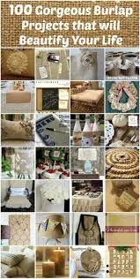 Diy Burlap Curtains 100 Gorgeous Burlap Projects That Will Beautify Your Life Diy