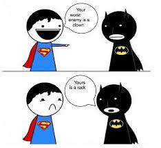 Animal Crossing Villager Meme - superman batman argue who has the lamer enemy