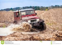land cruiser off road toyota land cruiser 40 off road stock photo image 93390283