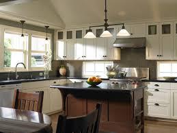Craftsman Style Kitchen Lighting Amish Kitchen Cabinets Kitchen Craftsman With Ceiling Lighting