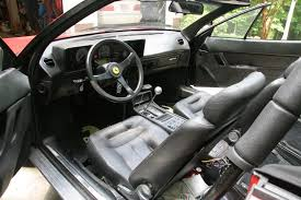 ferrari custom interior car picker ferrari mondial interior images