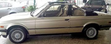 Bmw 318i 1985 Baurspotting 1985 Bmw 323i Baur Tc For Sale In Puerto Rico