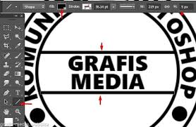 membuat efek stempel dengan photoshop cara membuat stempel di photoshop grafis media
