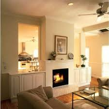 3 sided fireplace transparent glass mantel for gas fireplace in