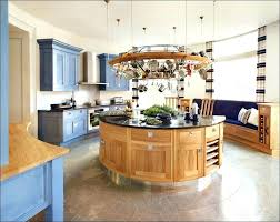 oval kitchen island with seating oval kitchen island midtree co