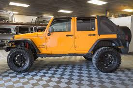 orange jeep wrangler unlimited for sale 2012 jeep wrangler unlimited sport orange crush