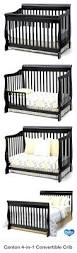 top rated convertible cribs american made baby cribs best convertible crib ideas on the delta