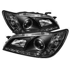 2003 lexus is300 headlights spyder auto lexus is300 01 05 projector headlights xenon hid