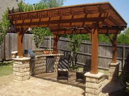 Backyard Awning Ideas Detached Wood Patio Covers Simple House Retractable Patio Awning