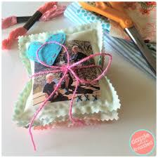 handmade personalized gifts diy scented photo sachet for personalized gifts easy handmade