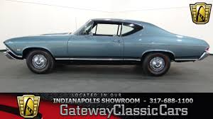 1968 chevrolet chevelle ss gateway classic cars indianapolis