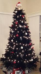 black christmas trees best 25 black tree ideas on black christmas
