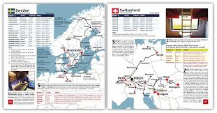 Trains In Europe Map by Railpass Railmap Europe 2017