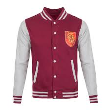 Harry Potter House by Harry Potter House Gryffindor Varsity Jacket Merchoid