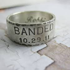 duck band wedding ring 25 and unique wedding rings for the modern