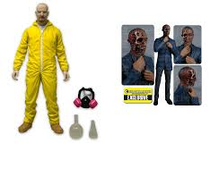 gus fring halloween mask amazon com breaking bad collectibles walter white and gus fring