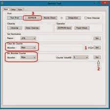 reset ip2770 dengan service tool v3400 cara mereset printer canon ip2770 mahira